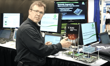 MoSys Demonstrates BE-3 Interoperability with Xilinx Zynq at OFC 2016