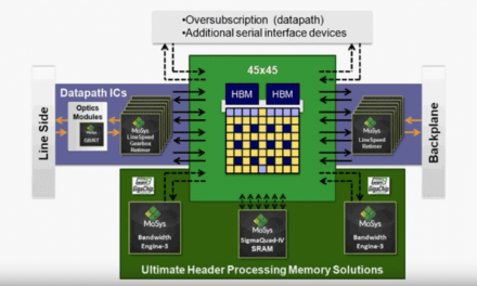 Memory ICs for Extreme Networking